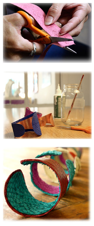 Handmade Fish Leather Jewelry