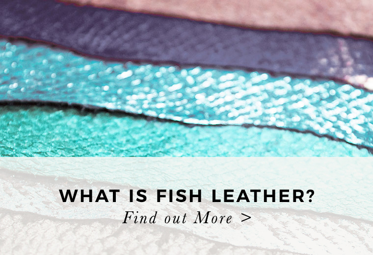 About Fish Leather